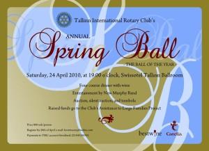 2010 spring ball
